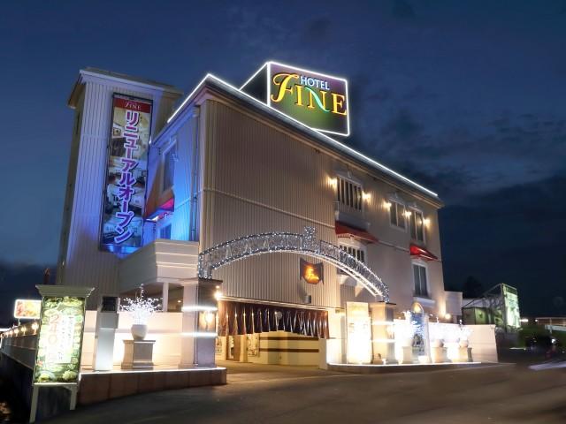 ホテル ファイン津店