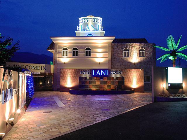 HOTEL LANI RESORT(ホテル ラニ リゾート)外観