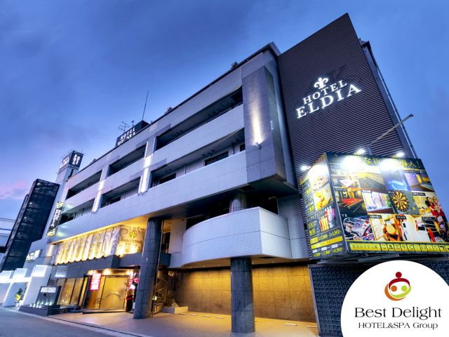 HOTEL ELDIA LUXURY 神戸店 * BestDelightグループ *
