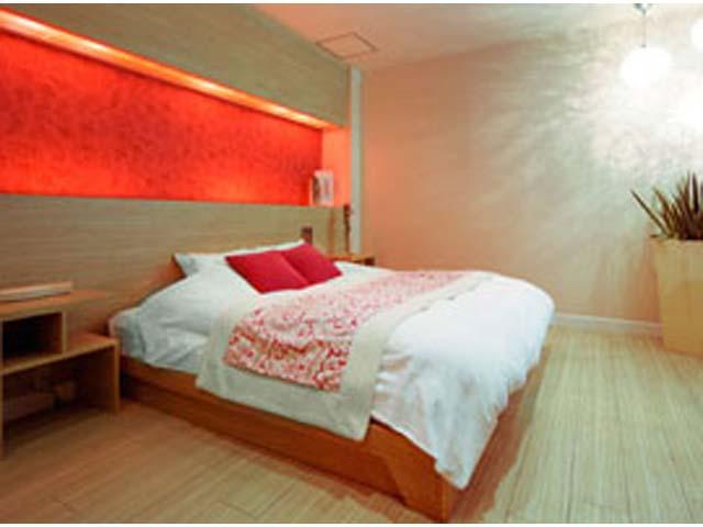 部屋タイプ1 ニューヨークのアーバンリゾートを思わせるデザイナーズルーム