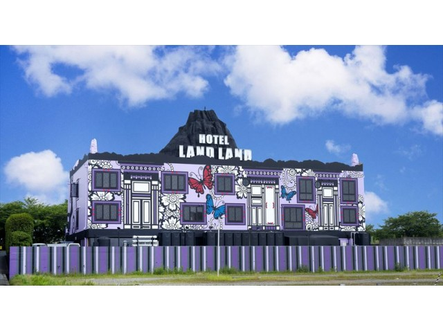 HOTEL LAND LAND(ホテル ランド ランド)外観