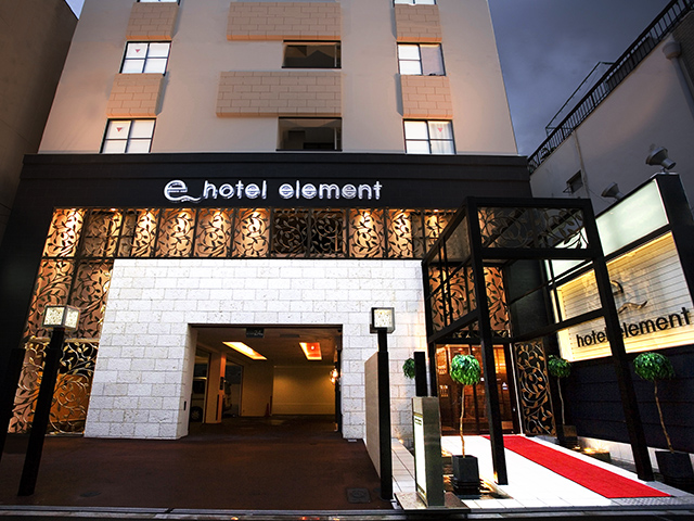 HOTEL ELEMENT【HAYAMA HOTELS】