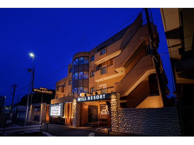 HOTEL WILL RESORT鎌倉(ホテル ウィル リゾート鎌倉)