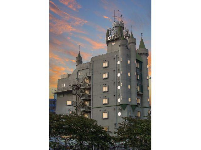 HOTEL MEGURO EMPEROR (ホテル 目黒エンペラー)外観