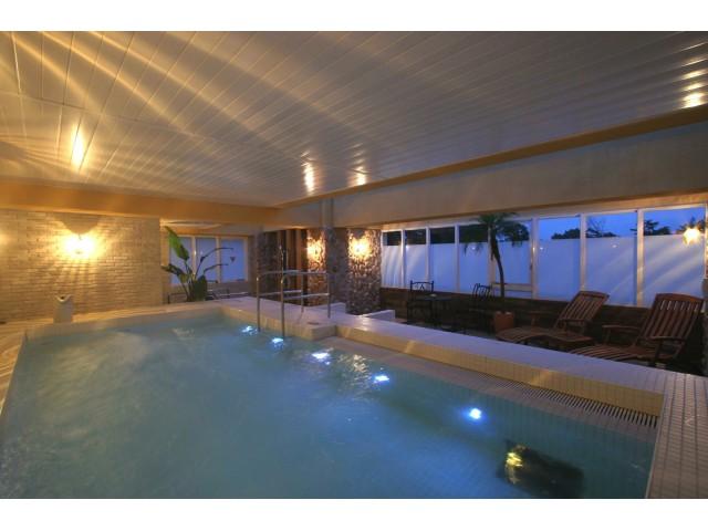 AMPIO VIP2 310 プール 関東屈指のプライベート温水プール