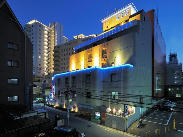 HOTEL XYZ福岡(ホテル エックスワイジー 福岡)外観
