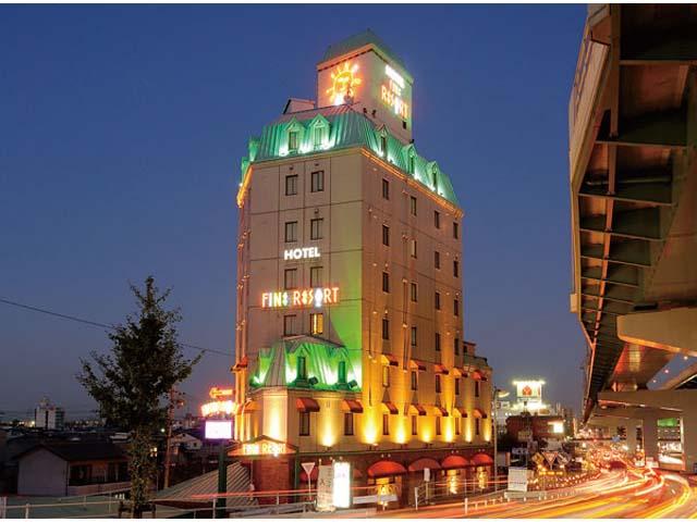 HOTEL FINE RESORT(ホテル ファインリゾート)外観