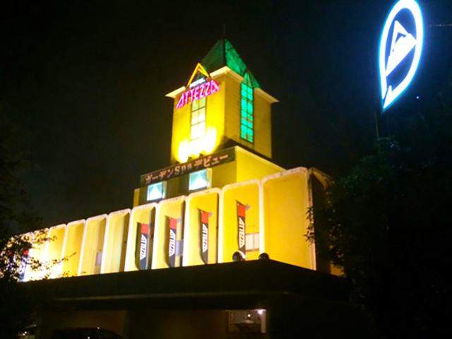HOTEL ATTEZZA UENO