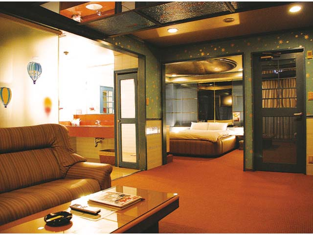 部屋タイプ2 広々スペースが◎