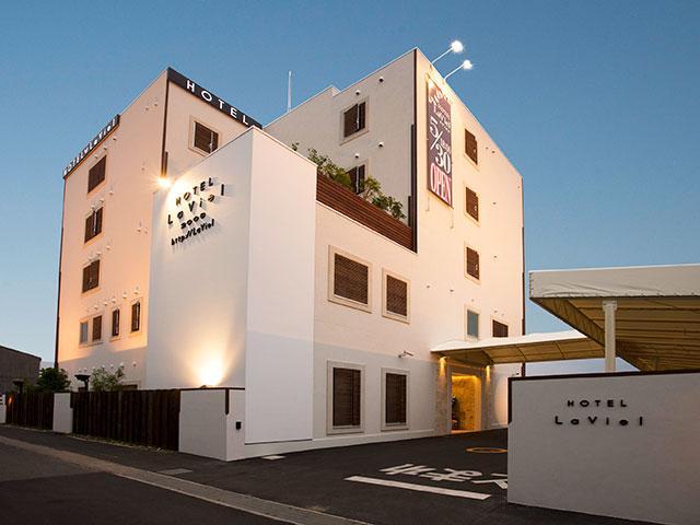 HOTEL LaViel(ホテル ラヴィエル)