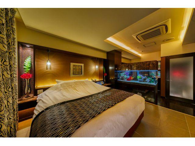 客室内水槽&天蓋ベット / 最新設備