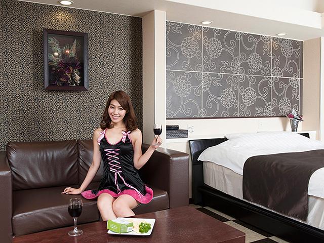 岐阜 HOTEL UN(ホテル アン)