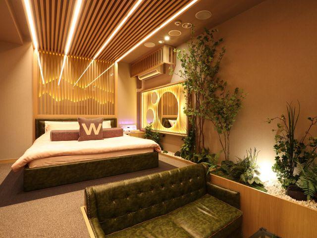 DESIGN HOTEL W ZIP CLUB(デザイン ホテル ダブリュ ジップ クラブ)