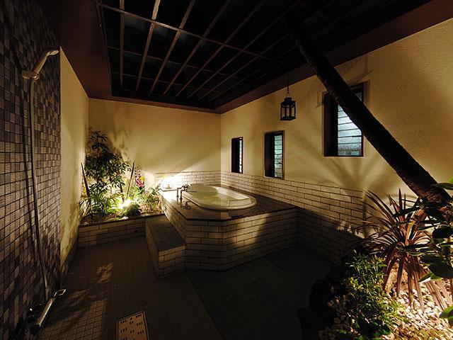 部屋タイプ1 海の香り漂う露天風呂☆