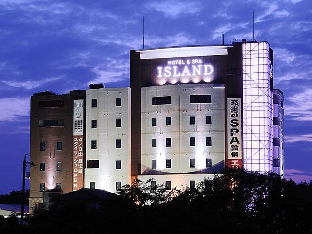 HOTEL&SPA ISLAND/K's EMERALD IN外観