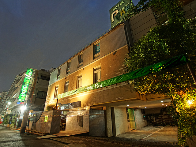 HOTEL PURE ( ホテル ピュア )