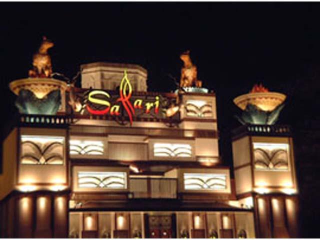 ホテル サファリ阪奈店