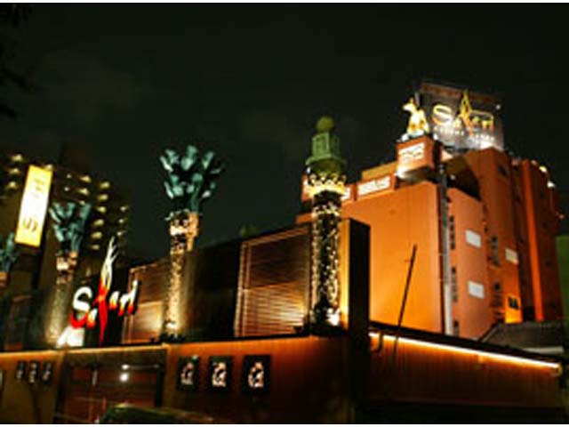 ホテル サファリ堺店