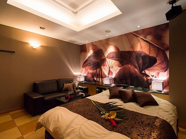602/506号室 贅沢な部屋