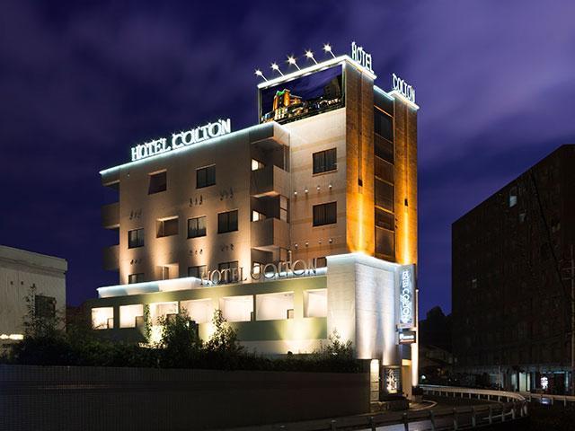 ホテル コルトン