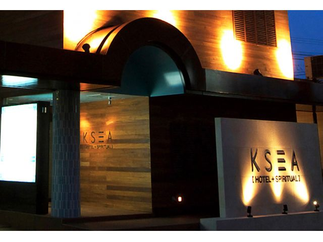 KSEA  [ HOTEL+SPIRITUAL ]