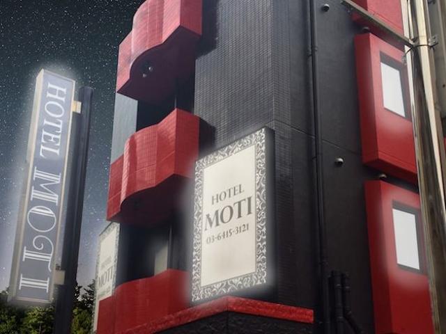 HOTEL  MOTI(モティ)