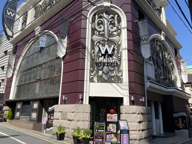 HOTEL  W-ARAMIS(ダブル  アラミス)