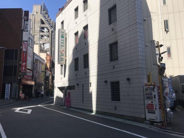 HOTEL  SILK(シルク)