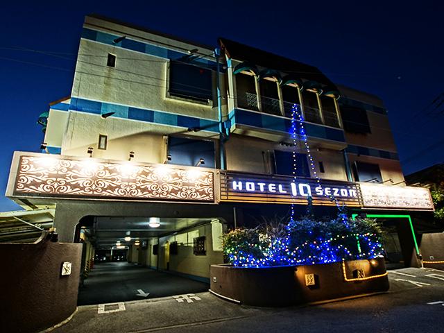 ホテル 10SEZON船橋