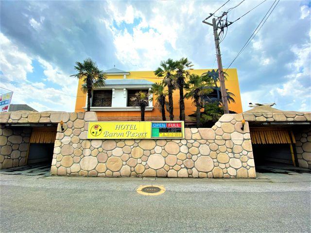 HOTEL  Baron  Resort(バロン リゾート)