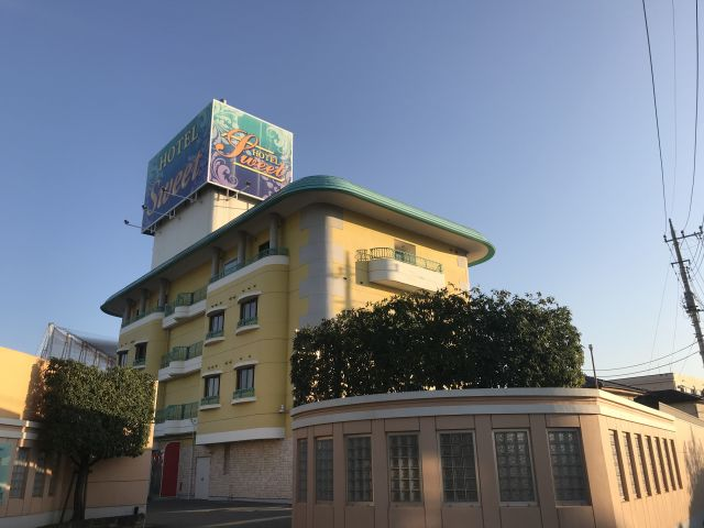 ホテル スウィート