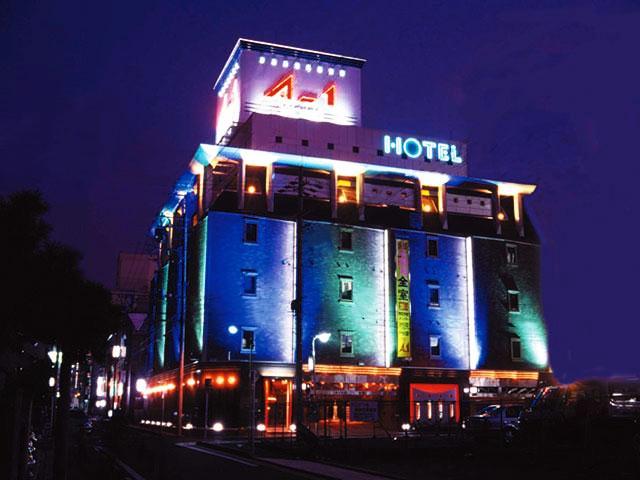 HOTEL A-1(ホテル エーワン)外観
