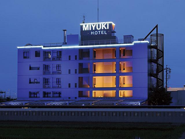 MIYUKI HOTEL(ミユキ ホテル)外観
