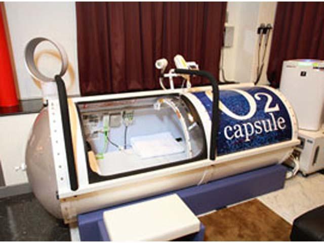 部屋タイプ4 関西唯一!酸素カプセルを体験できるホテル