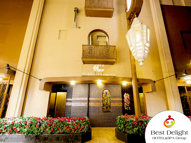 HOTEL Golden Glamour