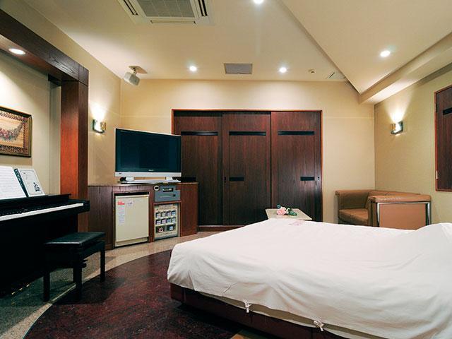 705/801(VIPルーム) あこがれのピアノルーム♪