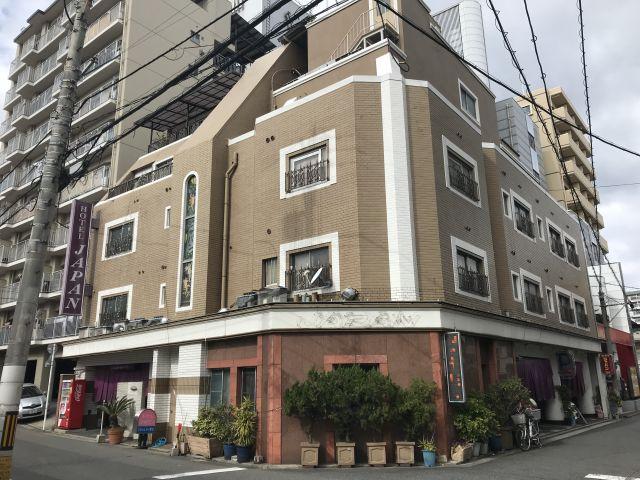 ホテル  ジャパン