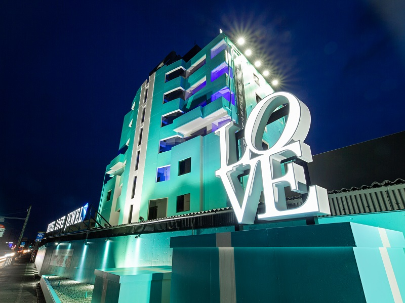 HOTEL LOVE JEWEL