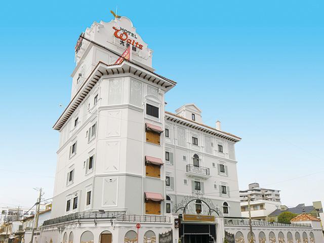 HOTEL Waltz(ワルツ)大使館 岡崎店外観