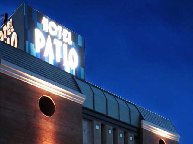 ホテル パティオ 今池店
