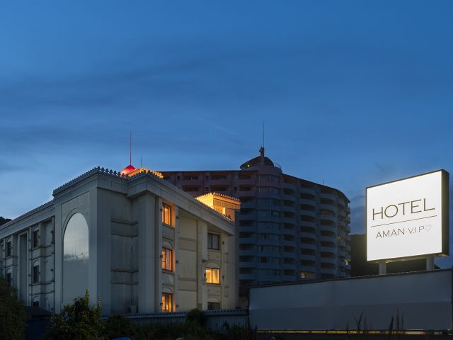 HOTEL AMAN V.I.P