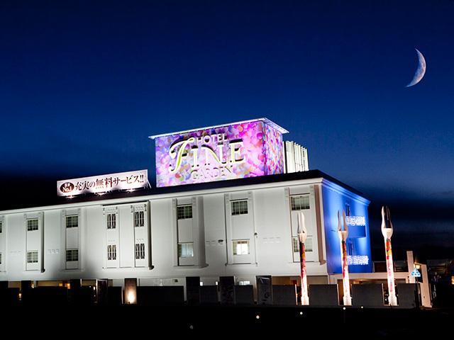 ホテル ファインガーデン松阪II外観