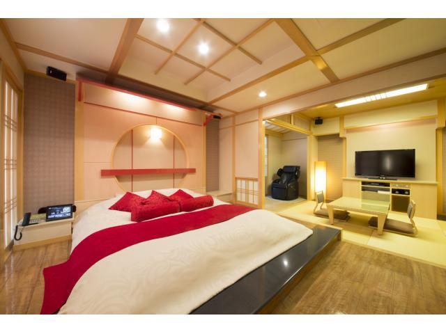 部屋タイプ5 日本人ならやっぱり和室!