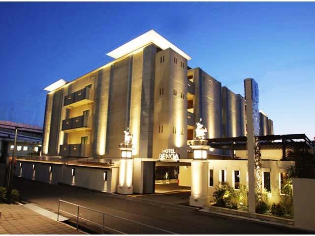 HOTEL BENOA(ホテル ベノア)外観