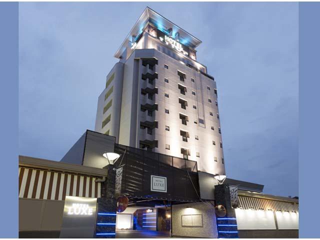 HOTEL LUXE尾西インター店(ホテル リュクス尾西インター店)外観