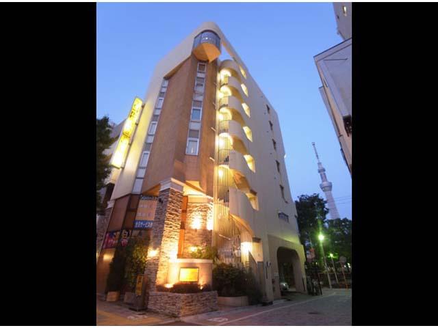 ホテル ミュー