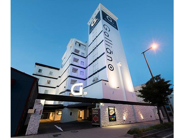 デザインホテル ガリアーノ&ギャビーガーデン【プラザアンジェログループ】