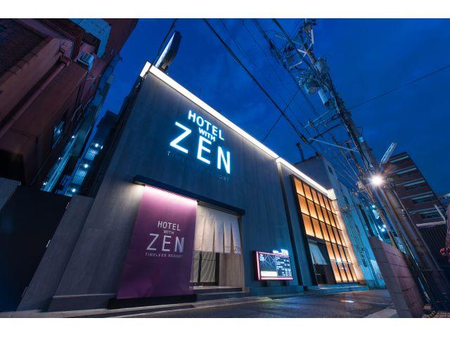 HOTEL WITH ZEN千日前店