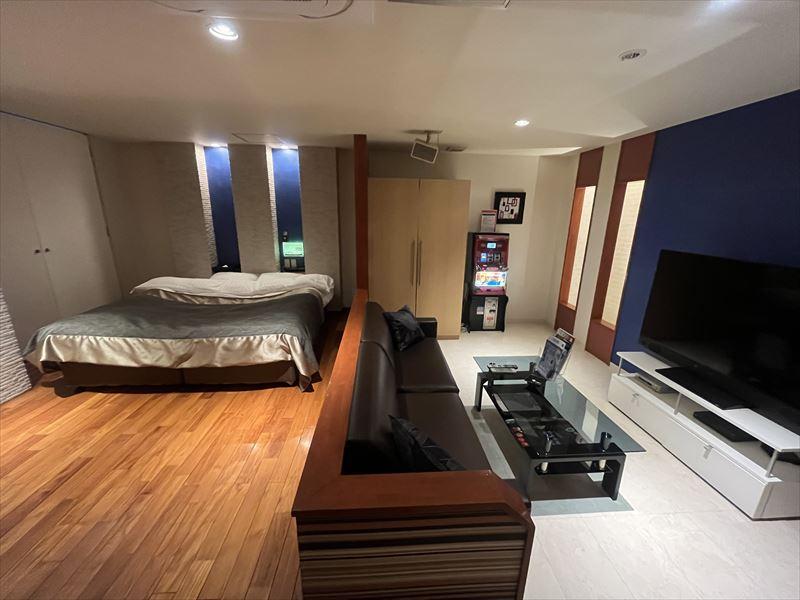 ホテル ウォーターゲート伊勢崎店