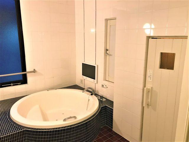 307 307号室バスルーム
